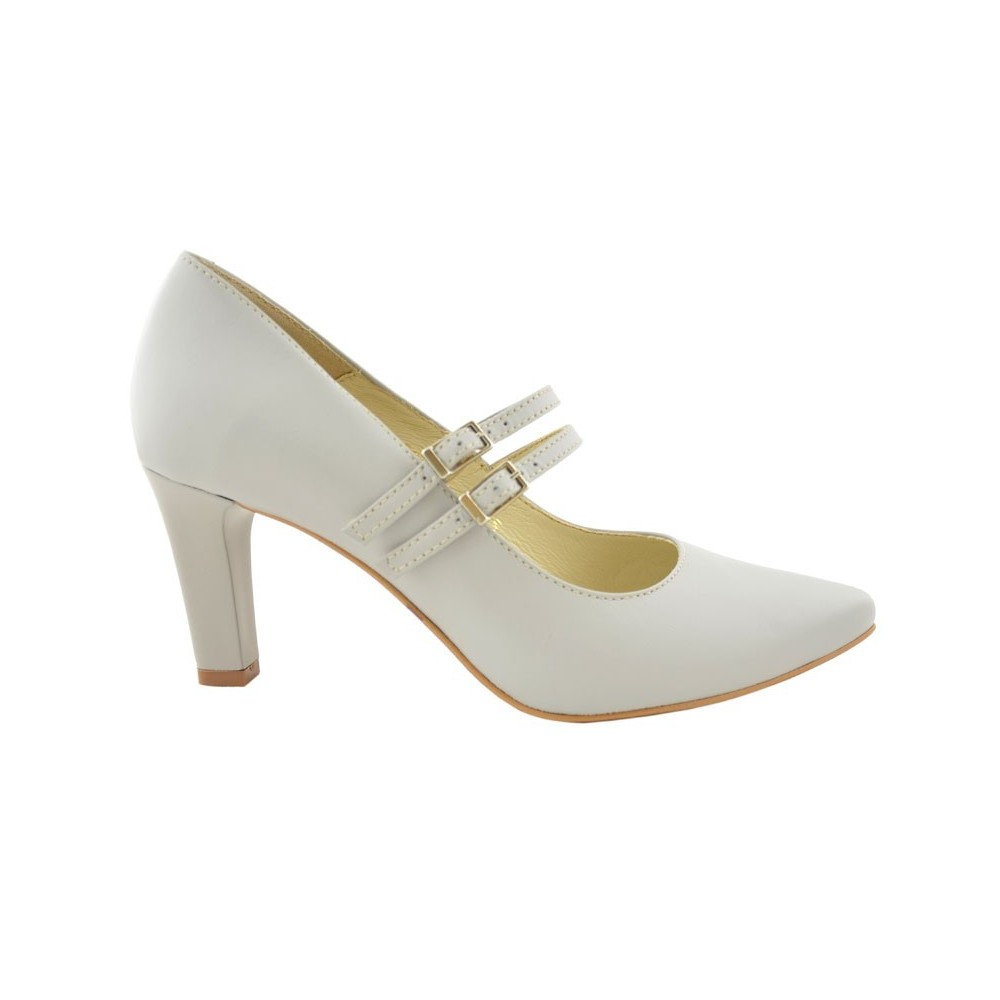Sandals:  1295 115 gray