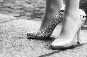 Promocje damskiego obuwia